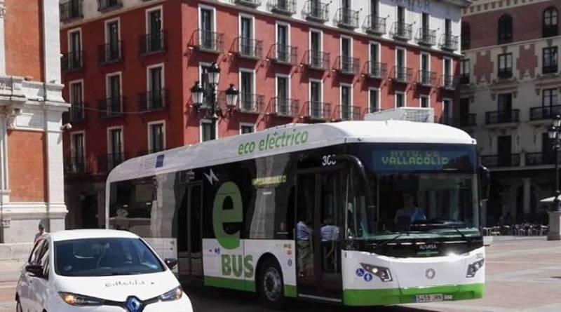 Valladolid flota eléctrica_public