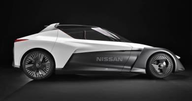 Se presenta el Nissan BladeGlider