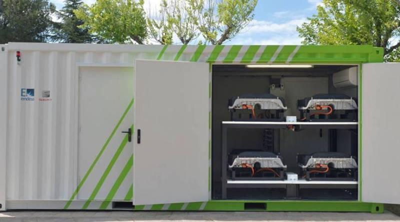 Proyecto SUNBATT para una segunda vida a las baterías de coches eléctricos