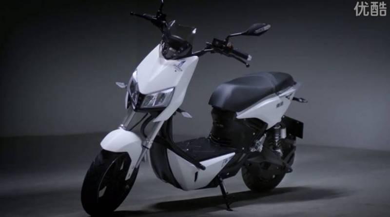 Yadea lanza su scooter eléctrico Z3 con conectividad