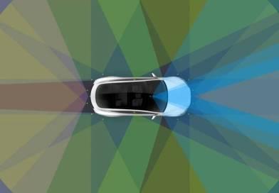 Tesla presenta su nuevo sistema de conducción autónoma Tesla Vision