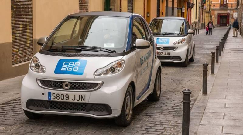 Los 5 principales perfiles de usuario del carsharing en Madrid. Aumentan los usuarios españoles de car2go que usan el servicio en Europa. El servicio de carsharing de car2go sigue creciendo