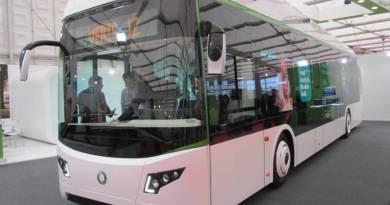 Sodena y Vectia fabricarán autobuses híbridos y eléctricos en Navarra