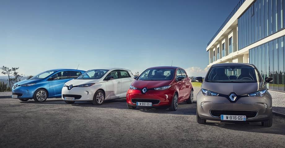 Renault ZOE ZE 40. Autonomía, precios y características técnicas