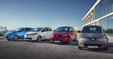 Se inicia el Plan Movea con 769 eléctricos vendidos en junio. Renault ZOE ZE 40