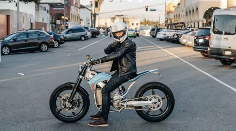 Alta Motors, la firma de los fundadores de Tesla, presenta nueva moto