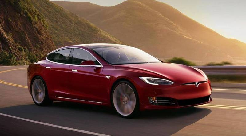 Tesla Model S 100D, el coche eléctrico con mayor autonomía del mundo