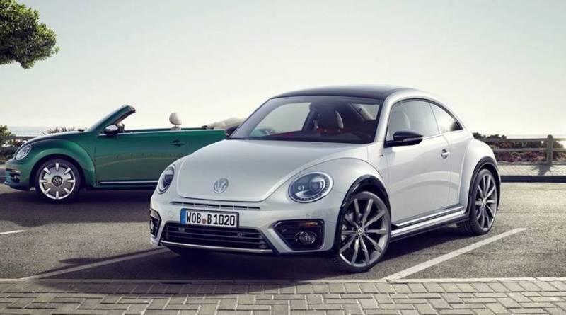 Volkswagen Beetle Electric aprovechando la plataforma MEB
