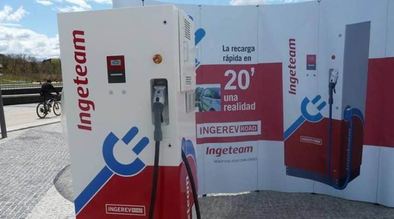 Ingeteam entra en CharIn e inaugura estación de recarga en Mexico