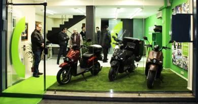 Scutum abre su primer concesionario en Barcelona