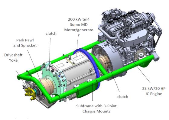 Workhorse Group Inc. es una compañía americana especializada en conversiones eléctricas, conocida por suministrar vehículos eléctricos para reparto a UPS.