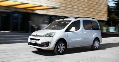 Se presenta el Citroën E-Berlingo Multispace