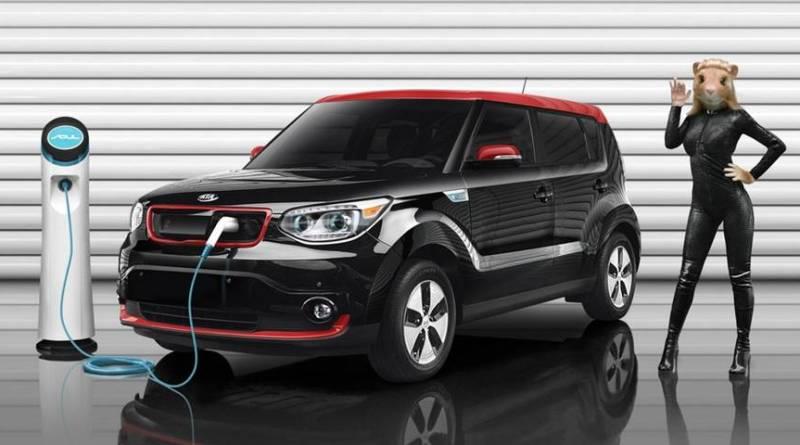 Wible, el carsharing de Kia llegará a Madrid de la mano de Repsol. Kia Soul EV con actualización de bateria a 30 kWh