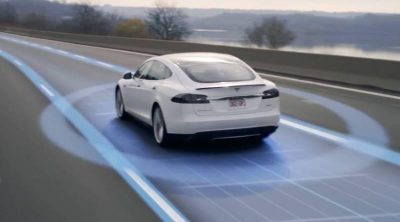 En EEUU los eléctricos deberán emitir sonido para evitar atropellos. Sensores ultrasónicos de Tesla. Así funcionan
