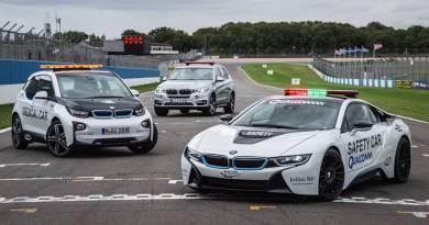 BMW anuncia su entrada en la Formula E para 2018