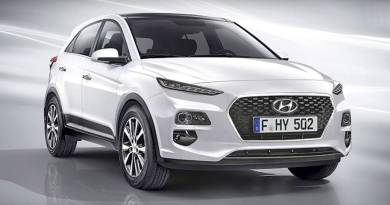 Hyundai Kona EV, el próximo SUV eléctrico