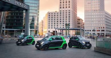 Smart se convertirá en una marca 100% eléctrica en 2020. La gama smart 100% eléctrica estará presente en el Automobile Barcelona