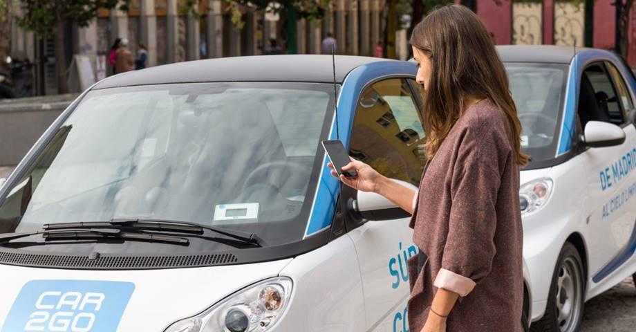 car2go ya cuenta con proceso de registro online