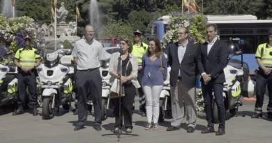 El Ayuntamiento de Madrid ha adquirido scooters eléctricos Silence
