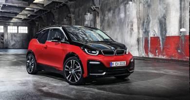 Nuevo BMW i3 y BMW i3s. Precios en España. BMW lanza el nuevo i3 y la versión deportiva i3s