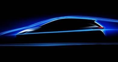 La aerodinámica del nuevo Nissan LEAF 2017
