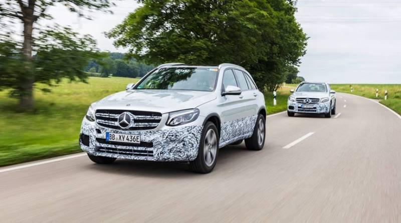 Mercedes apuesta por la pila de combustible para sus eléctricos