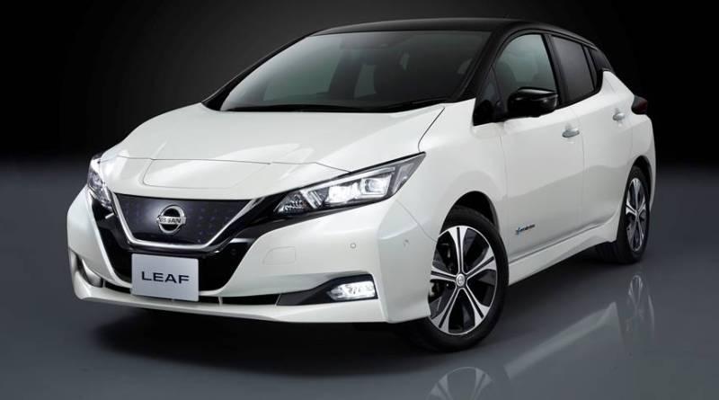 Éxito en las reservas del nuevo Nissan LEAF vía web... Corre que se acaban!. Nissan ha presentado el nuevo LEAF 2017. Especificaciones técnicas