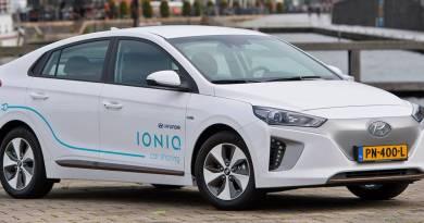 Hyundai comienza su servicio de carsharing con coches eléctricos en Amsterdam