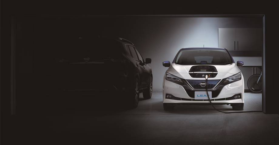 El nuevo Nissan LEAF ya se puede comprar vía web