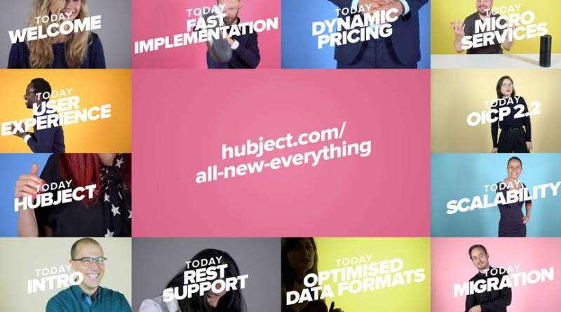 Hubject reinvents its partners IT platform . Hubject renueva su plataforma IT para socios