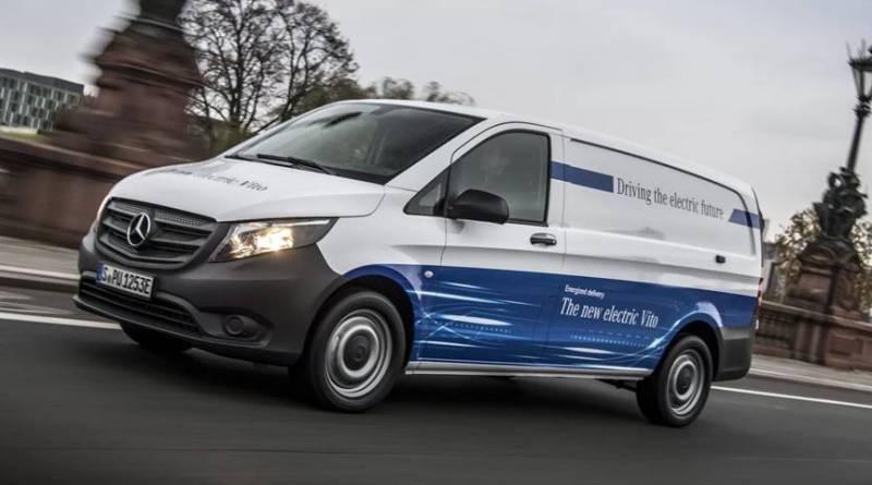 Mercedes-Benz tendrá versión eléctrica en todos sus industriales