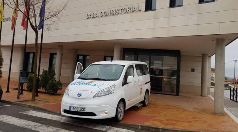 La Federación de Municipios de Madrid y Nissan evitan la emisión de 2 Tn de CO2