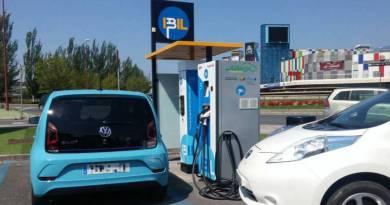 Infraestructura de recarga en España. Proyecto CIRVE y la red TEN-T. Estación de carga universal Ingeteam para vehículos eléctricos