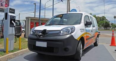 Uruguay inaugura el primer corredor eléctrico de América Latina