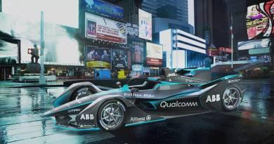 Así luce el nuevo monoplaza eléctrico de la Formula E