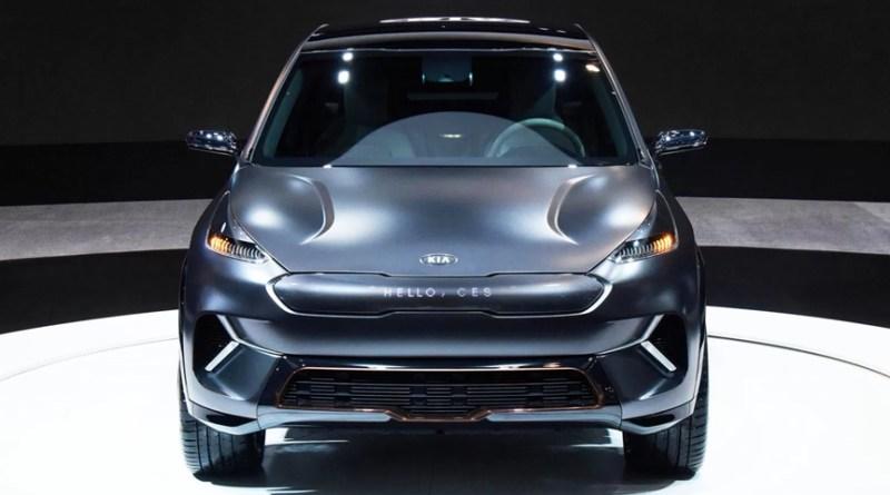 Kia presenta el Niro EV Concept, un SUV eléctrico que promete