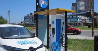 IBIL instalará cuatro estaciones de recarga ultrarrápida
