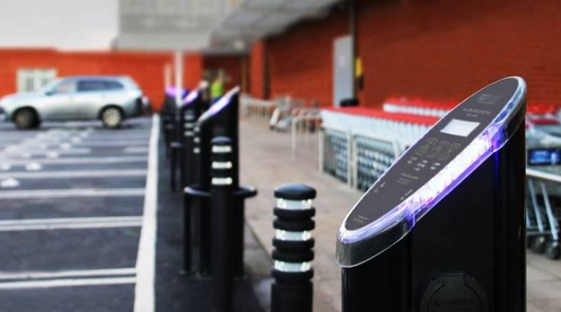 Reino Unido instalará este año el primer cargador de 150kW