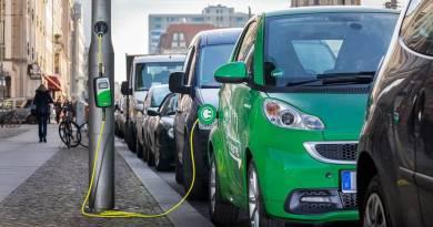 Ubitricity, convertir farolas en puntos de carga de coches eléctricos