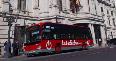 La EMT de Valencia tendrá su primer autobús eléctrico Irizar