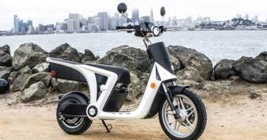 Peugeot presenta su nuevo scooter eléctrico Peugeot 2.0