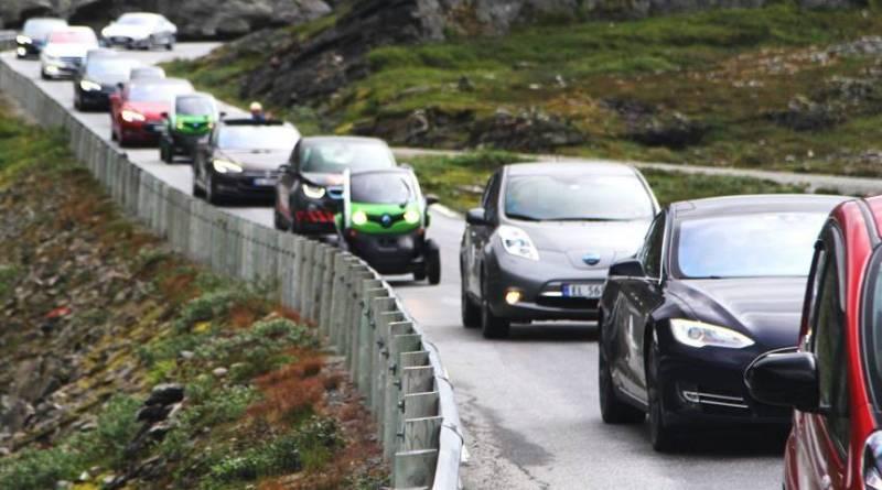 Factores que han impulsado al vehículo eléctrico en otros países europeos
