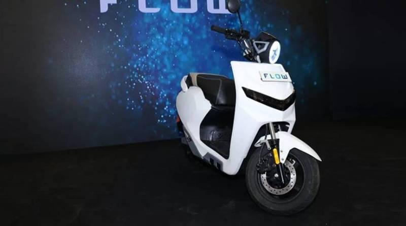 Flow, el nuevo scooter eléctrico de 22Motors