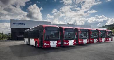 Luxemburgo tendrá seis autobuses eléctricos Irizar ie bus