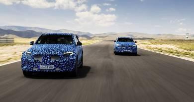 El Mercedes-Benz EQC realiza las pruebas de pre-producción en España