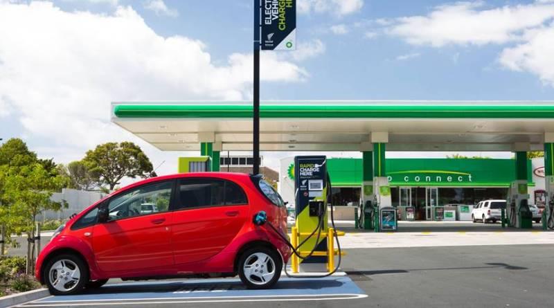 BP protagoniza el mayor movimiento de la industria petrolera en la movilidad eléctrica