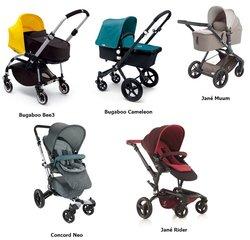 Mejores carros de bebé para el 2016