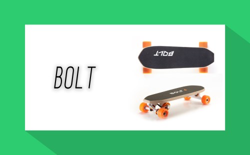 Bolt - Elektro Skateboard - elektrisches Skateboard - Elektro Skateboards - elektrische Skateboards - eboard - eskateb