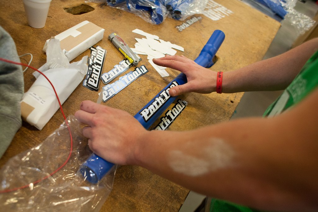 How Park Tool Keeps the Bike World Running, One Blue Handle at a Time