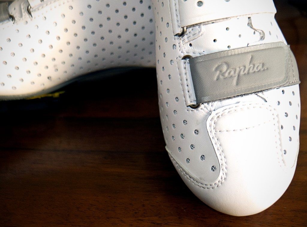 Rapha Climber's shoes. Photo: Colin O'Brien/Element.ly